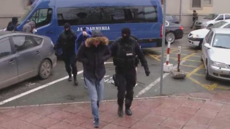 Perchezitii in judetele Timis, Arad si Caras Severin, la membrii unei grupari de traficanti de droguri