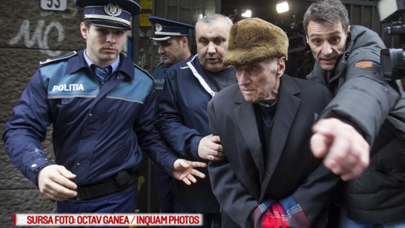 Tortionarul Visinescu, condamnat definitiv la inchisoare cu executare. Unde si-ar putea ispasi pedeapsa