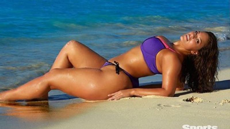 Premiera in paginile revistei Sports Illustrated. Cum arata modelul supraponderal care va aparea in calendarul anual