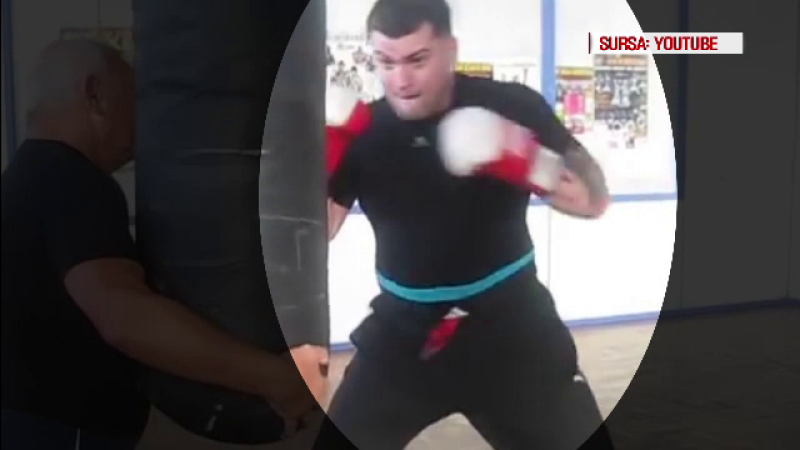 Boxerul Alexandru Ghise, retinut pentru trafic de droguri. Reteaua din care face parte, prinsa si cu ajutorul Facebook-ului