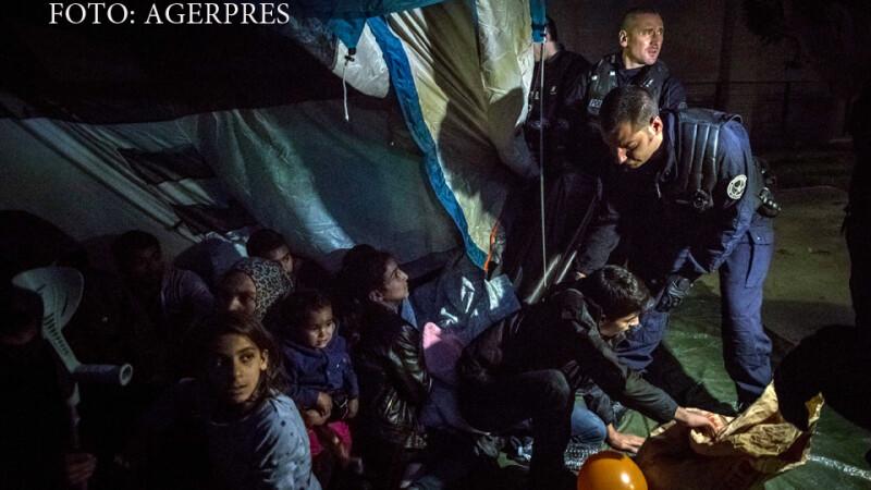 Franta nu mai vrea cote obligatorii de refugiati.