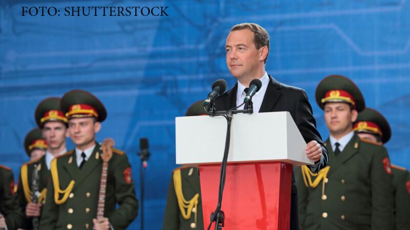 Premierul rus: