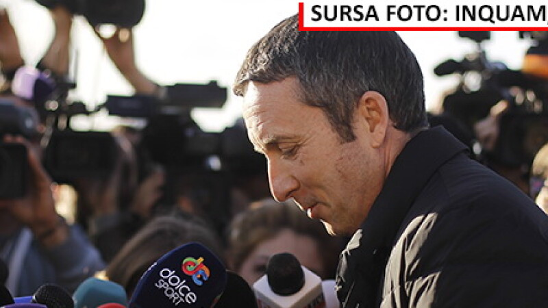 Mihai Stoica a fost eliberat din inchisoare. Primele declaratii: