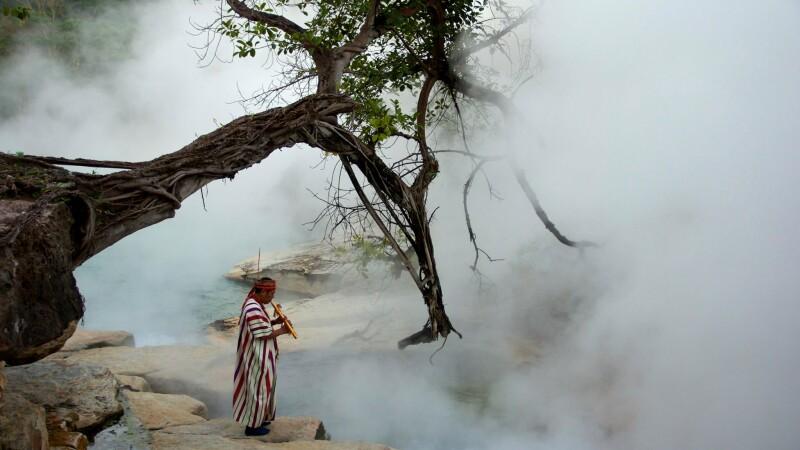 Descoperirea spectaculoasa facuta in Amazon. Misterul raului care fierbe, despre care oamenii credeau ca e o legenda