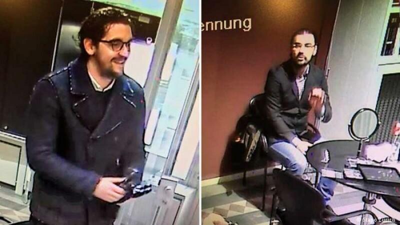 Trei hoti au furat bijuterii de 1 milion de euro dintr-un magazin, in Zurich. Politia a facut publice imagini cu 2 dintre ei