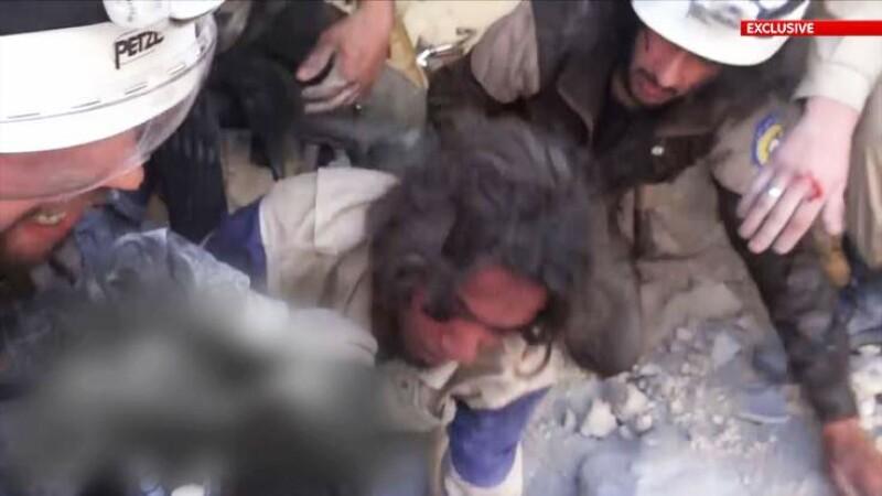 Amnesty International acuza Rusia de crime de razboi in Siria, insa Moscova neaga. Inregistrarea publicata de Sky News