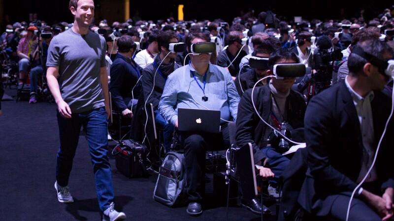 Ce spune imaginea cu Mark Zuckerberg la lansarea Samsung despre viitorul nostru: