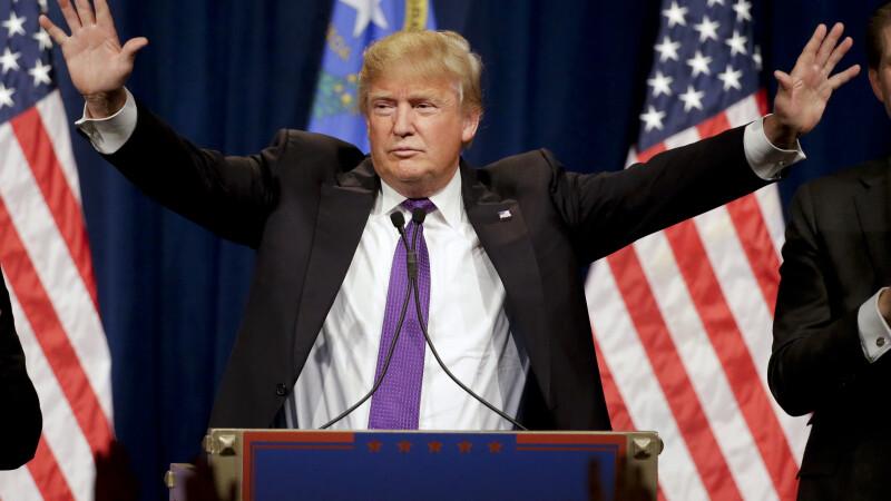 ALEGERI IN SUA. Donald Trump a castigat alegerile primare din Nevada.