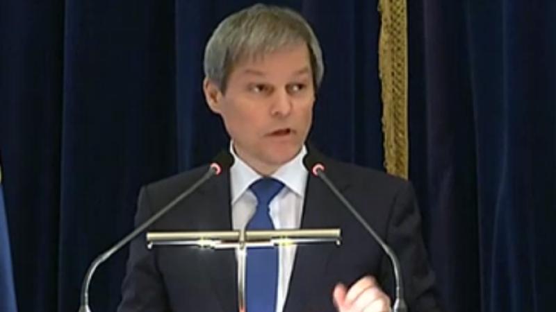 Dacian Ciolos il cearta pe ministrul Agriculturii in cazul imbolnavirii cu E.coli.