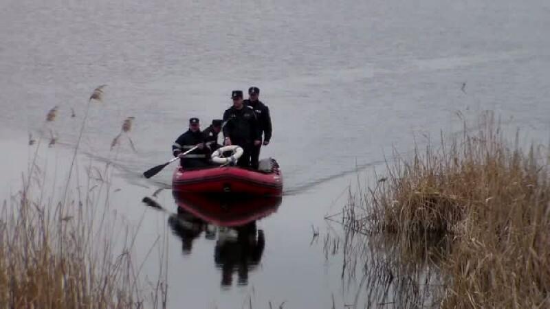 Iubitul femeii gasita moarta, anul trecut, in Lacul Amara, descoperit fara viata in acelasi loc. Ipoteza anchetatorilor