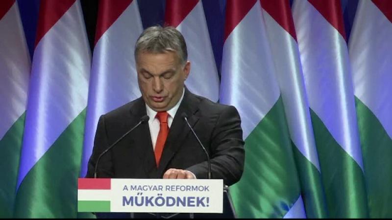 Ungaria incepe pregatirile pentru construirea gardului la granita cu Romania. Viktor Orban: