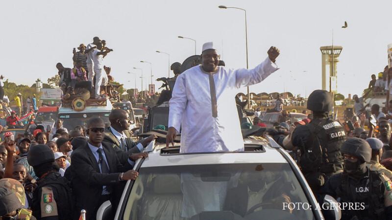 Fiul noului presedinte al Gambiei a murit dupa ce a fost muscat de un caine. Ce pedeapsa i-a fost aplicata animalului