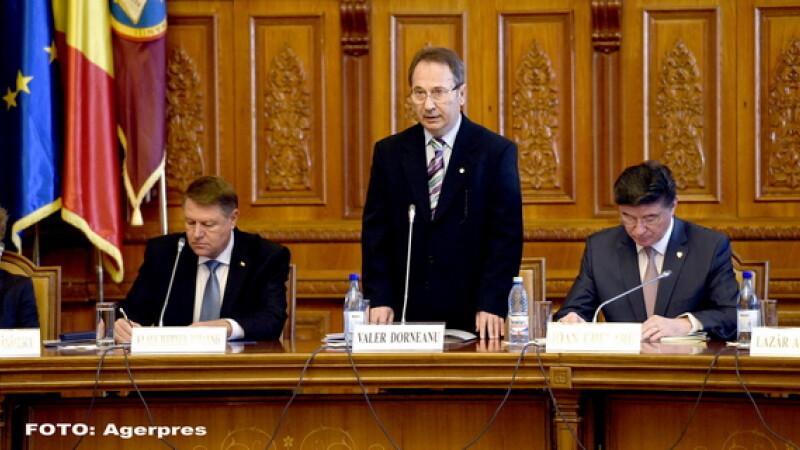 Curtea Constitutionala l-a invitat pe Klaus Iohannis la sedinta in care sunt dezbatute cele doua sesizari pe tema OUG 13