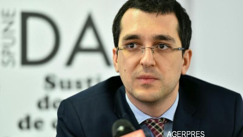 Reactia fostului ministru al Sanatatii, Vlad Voiculescu, despre motiunea de cenzura: