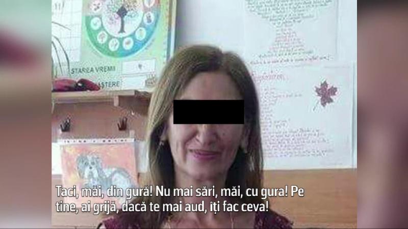 Ancheta in Brasov, dupa ce o invatatoare a fost inregistrata in timp ce ii facea
