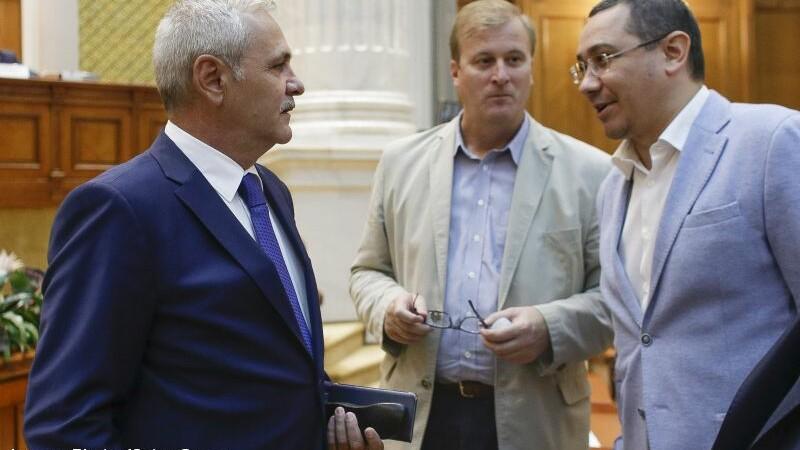 Victor Ponta il avertizeaza pe Sorin Grindeanu: