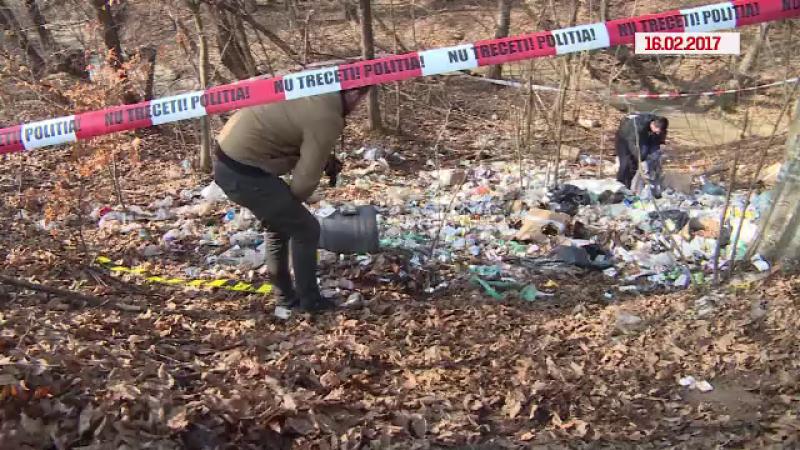 Procurorii DIICOT au preluat ancheta in cazul sutelor de kg de medicamente descoperite in Gorj, in padure. Care este motivul