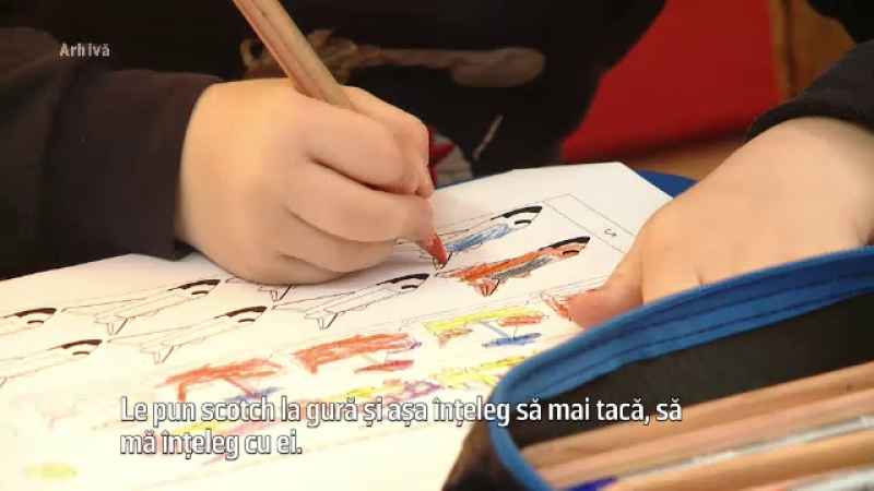 Educatoarea din Capitala inregistrata umilind copii ar fi recurs si la abuz fizic: