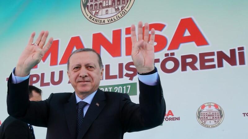 Presedintele Recep Erdogan anunta ca Turcia ar putea organiza un referendum privind reintroducerea pedepsei cu moartea