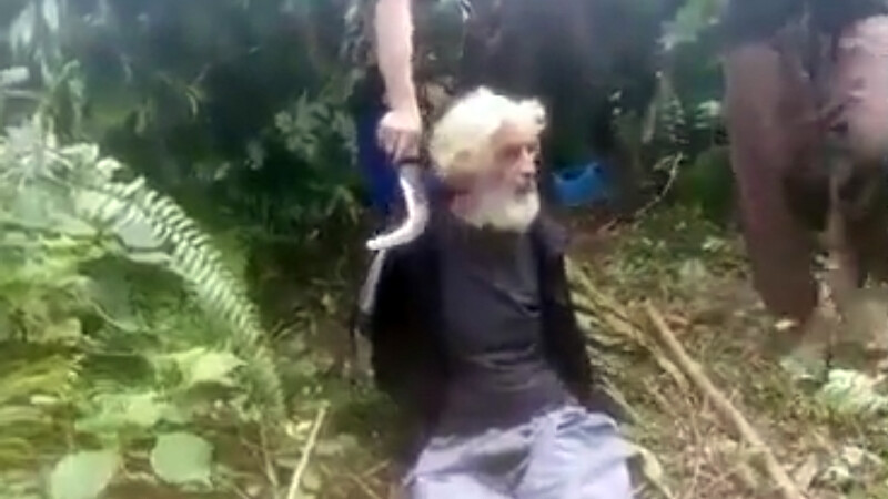 Un ostatic german a fost decapitat lent de jihadistii din Filipine. Reactia oficialilor de la Manila: