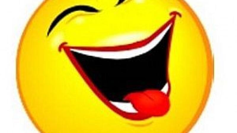 Reteta fericirii: razi de 20 de ori pe zi si zambeste de alte 20! :))