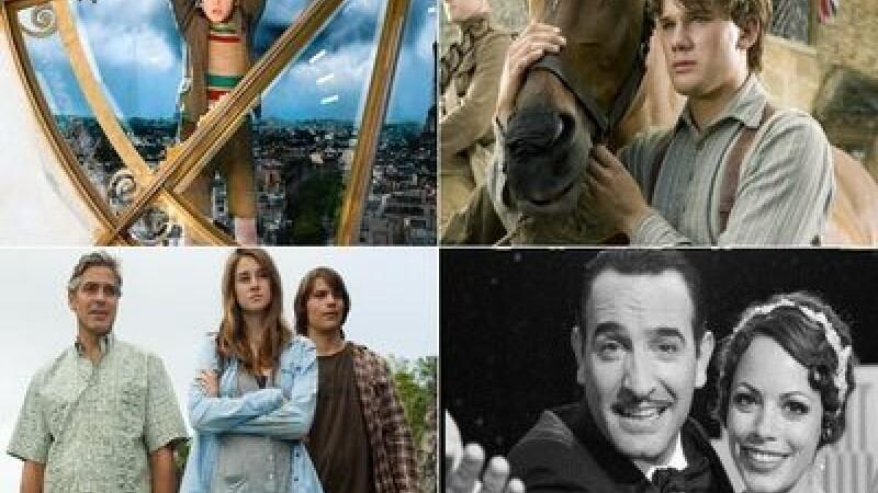 Afla care sunt nominalizarile la premiile Oscar 2012