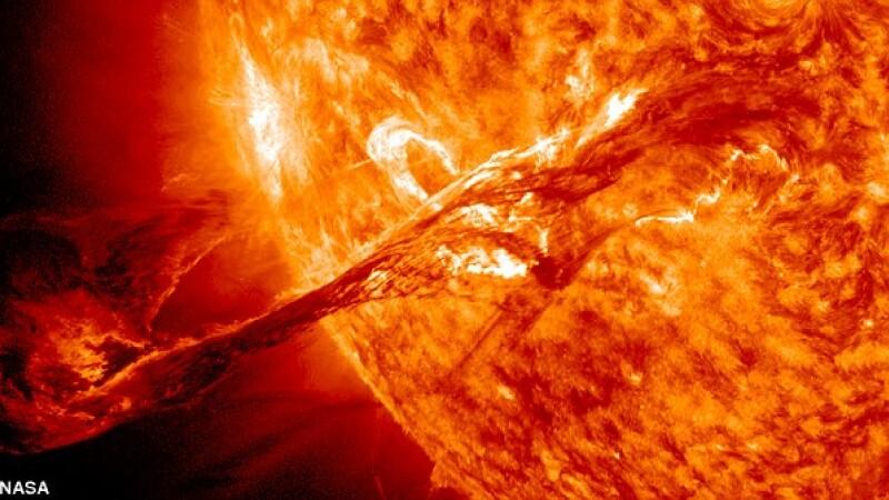 Pamantul va fi afectat de o furtuna magnetica, provocata de o explozie solara. Care vor fi efectele
