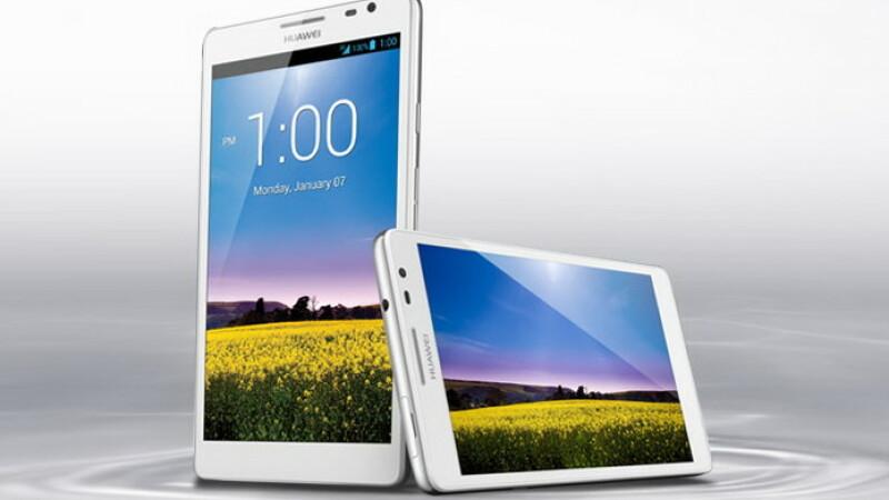 Huawei Ascend Mate, cel mai mare smartphone din lume, a fost lansat la CES 2013