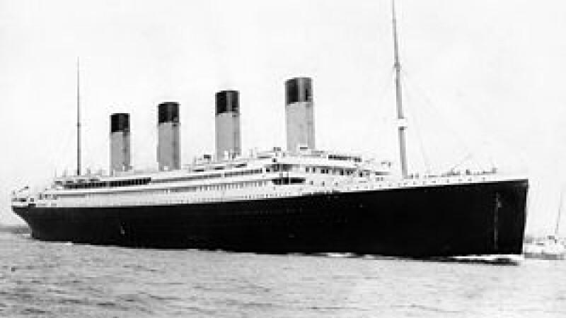 Un obiect descoperit pe Titanic, vandut cu o suma record. Este incredibil cum arata la 103 de ani de la tragedie