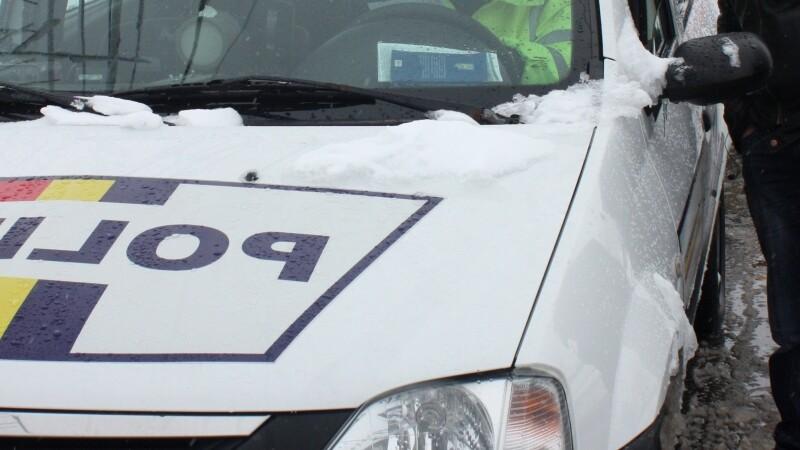 Un procuror de la ICCJ s-a urcat baut la volan, a trecut pe rosu si a provocat un accident