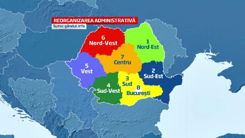 Dragnea: Cel tarziu in decembrie trebuie sa fie functionale regiunile, cu conducerile deja alese