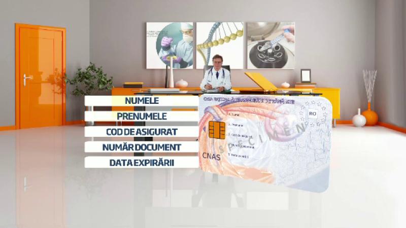 Introducerea cardului electronic de sanatate, promisa inca din 2006, a fost amanata din nou