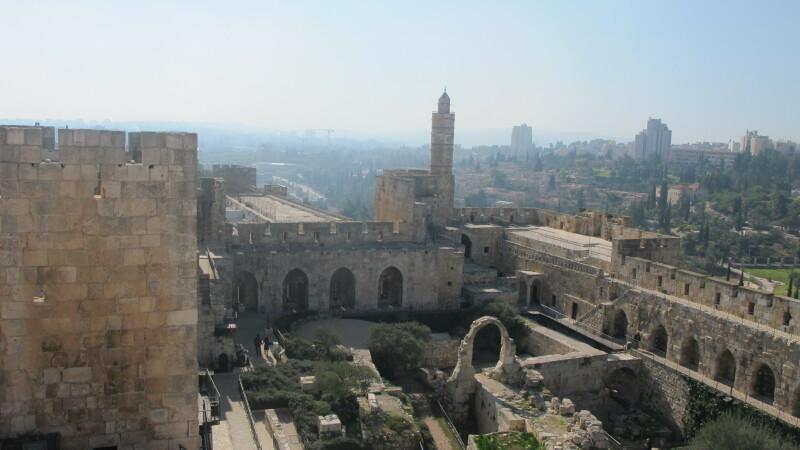 Arheologii cred ca au descoperit locul unde a fost judecat Iisus, in Ierusalim
