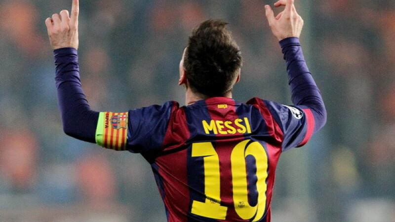 Politist condamnat la inchisoare dupa ce a postat pe internet pasaportul lui Messi. Motivul pentru care a facut asta