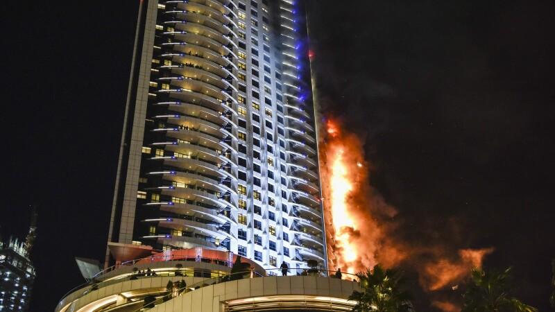 Eduard Irimia, despre momentele terifiante care au urmat dupa ce a luat foc hotelul Adress.