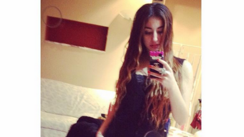 A postat un selfie pe Instagram, dar nu a fost atenta la ce se afla in spatele ei. Detaliul pe care l-au observat internautii