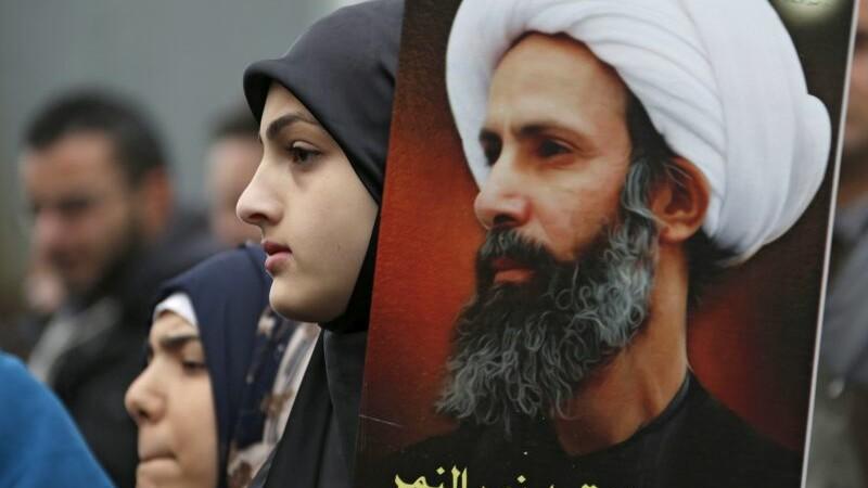 Tensiuni la cote inalte in Orientul Mijlociu, dupa executia clericului Al-Nimr.