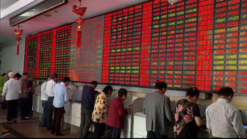 Inceput dezastruos de an pentru bursele din China, care au inchis pe rosu. Care sunt cauzele