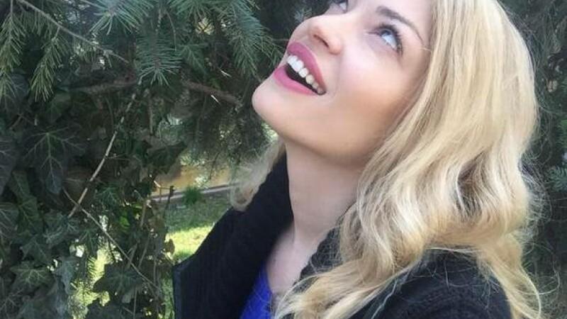 Valentina Pelinel a confirmat ca este insarcinata. Cine este tatal: