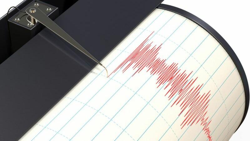 Un cutremur cu magnitudinea 4 pe scara Richter s-a produs in Vrancea. Seismele inregistrate de la inceputul anului