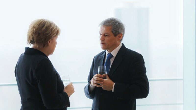 Romania e pregatita pentru Schengen. Ce spune Dacian Ciolos dupa ce s-a intalnit cu Angela Merkel la Berlin