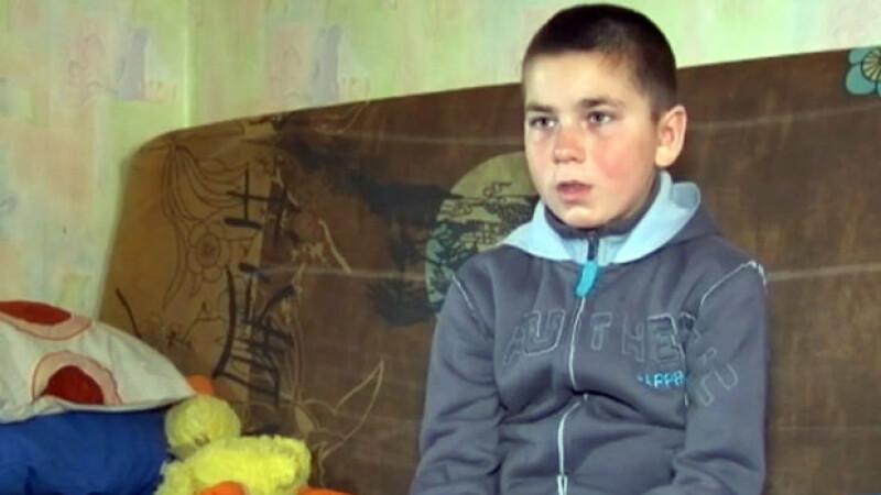 Povestea impresionanta de supravietuire a lui Bogdan, disparut 6 luni de acasa. Familia credea ca a fost rapit de un pedofil