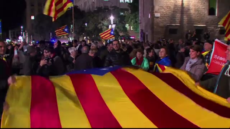 Separatistul Carles Puigdemont este noul lider al guvernului regional al Cataloniei.