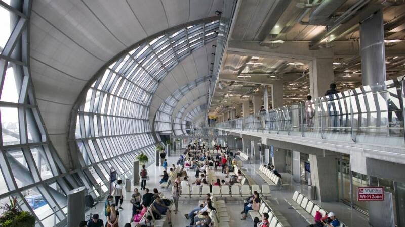 Spaima teribila prin care a trecut o turista pe aeroportul din Bangkok. Ce a descoperit in caruciorul de carat bagaje