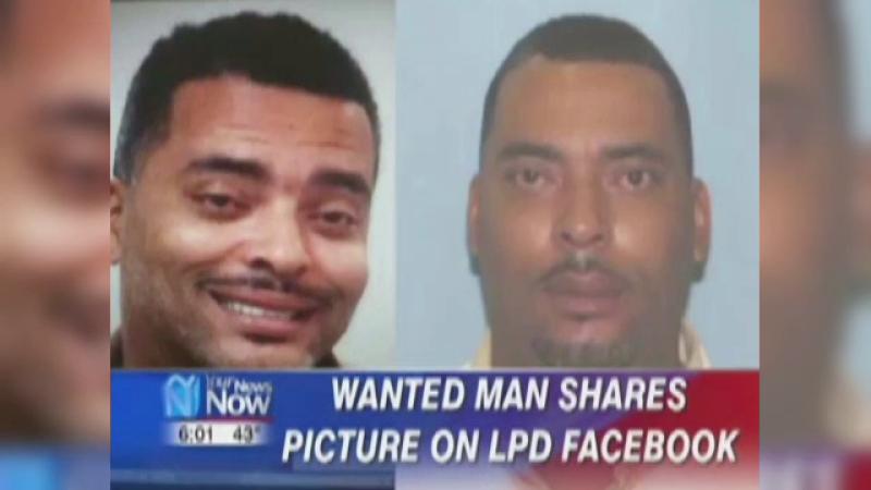Nemultumit de poza de pe mandatul de urmarire, un barbat le-a trimis un selfie politistilor: