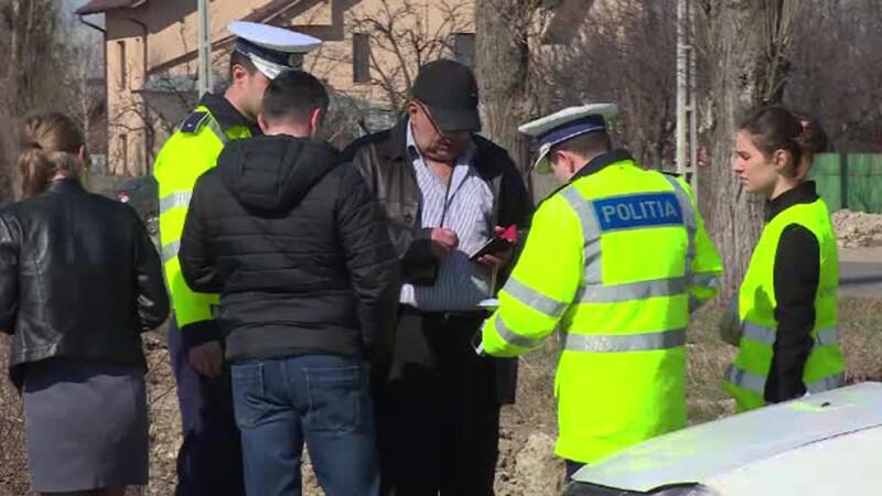 O femeie din Sibiu a fost ucisa de iubit in gara, sub ochii copilului lor.