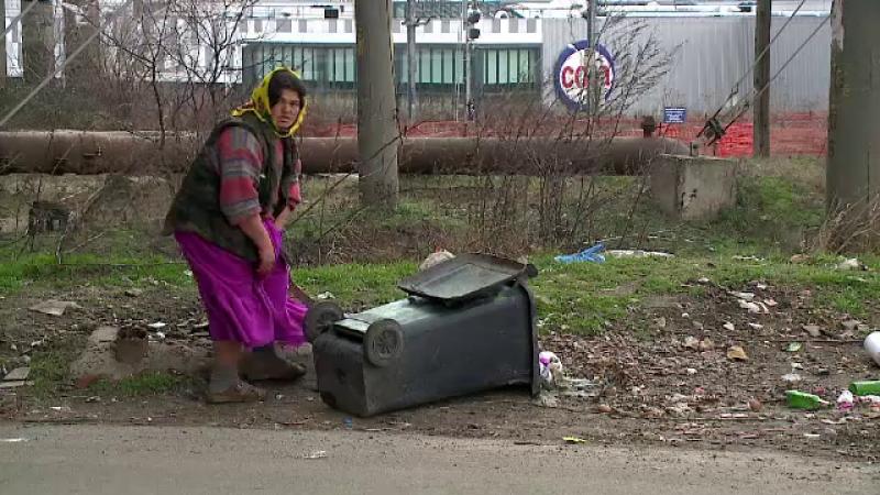 Padurile de la marginea oraselor au devenit imense gropi de gunoi. Explicatia locuitorilor: