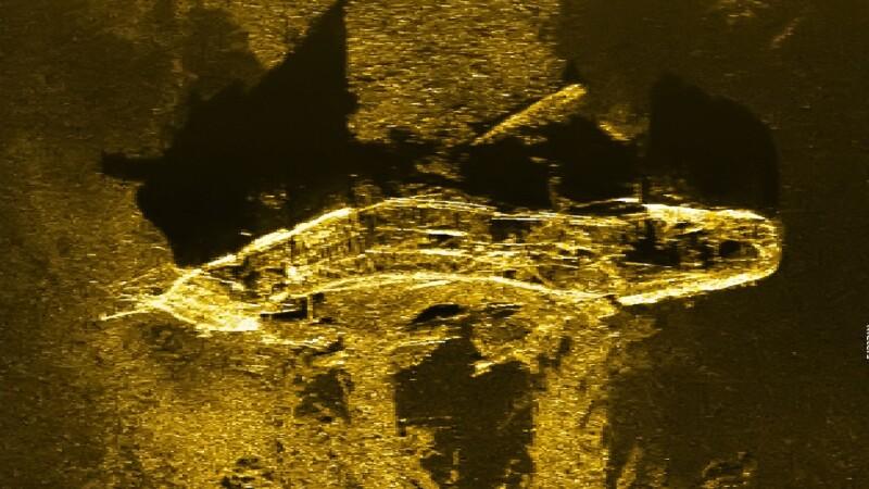 Ce au gasit la 3,7 km sub suprafata Oceanului Indian echipele care cauta epava zborului MH 370