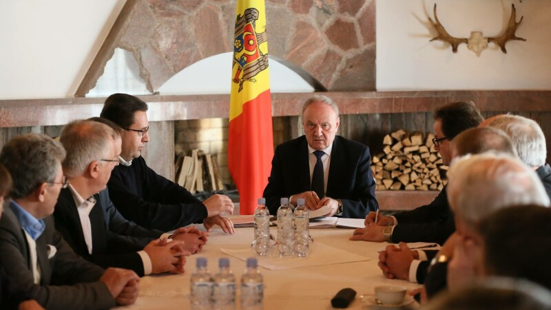 Criza politica in Republica Moldova. Presedintele a respins o nominalizare controversata pentru sefia Guvernului