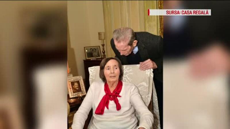 Ultimele imagini cu Regele Mihai, inainte de a anunta ca este grav bolnav si se retrage definitiv din viata publica